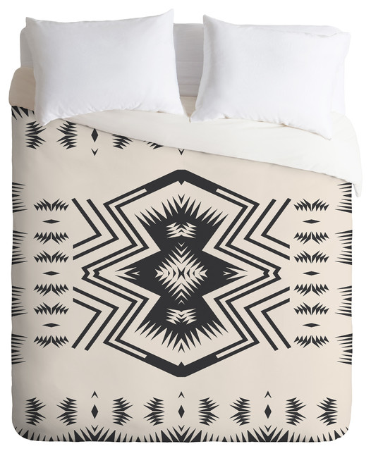 holli zollinger colorado canvas duvet cover set southwestern