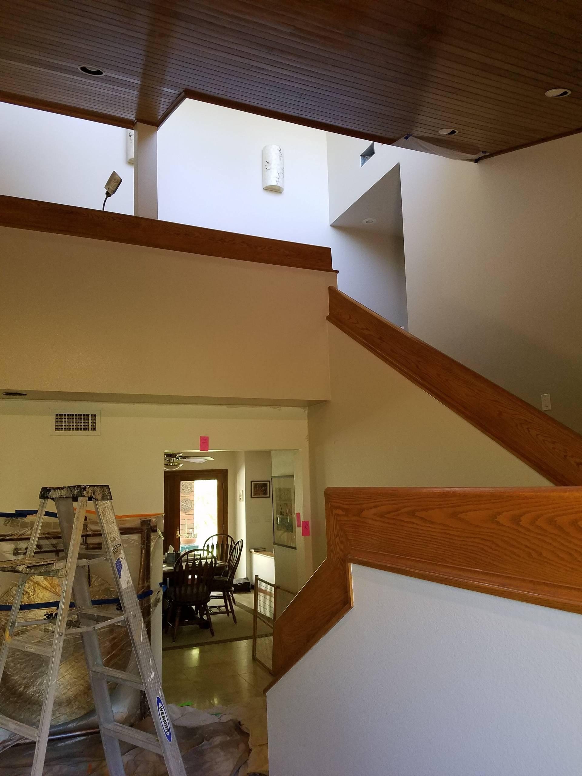 Central Phoenix interior repaint