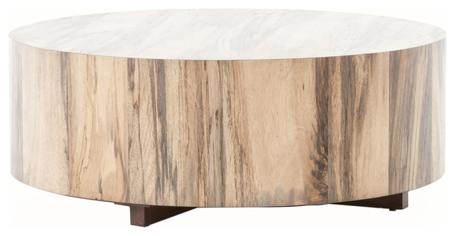 Wesson Hudson Round Coffee Table modern coffee tables. Wesson Hudson Round Coffee Table   Modern   Coffee Tables   by The
