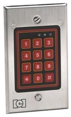 IEI 212W Outdoor Weatherproof Keypad Linear 120 User Codes