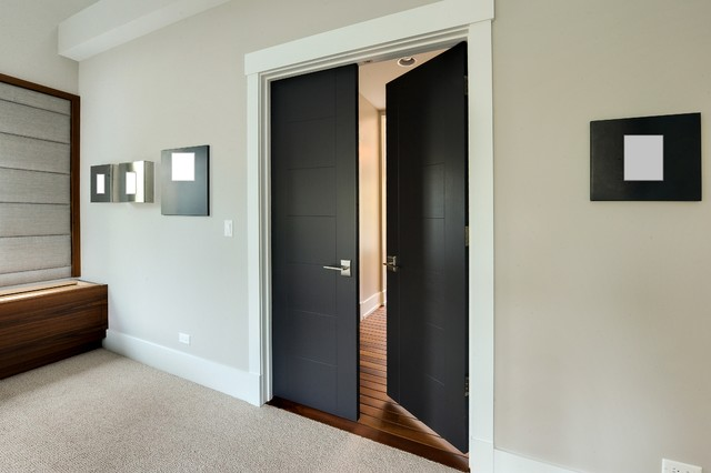 Contemporary Home Contemporary Chicago By Doors For Builders Inc