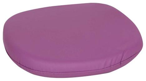 Pu Cushion, Purple