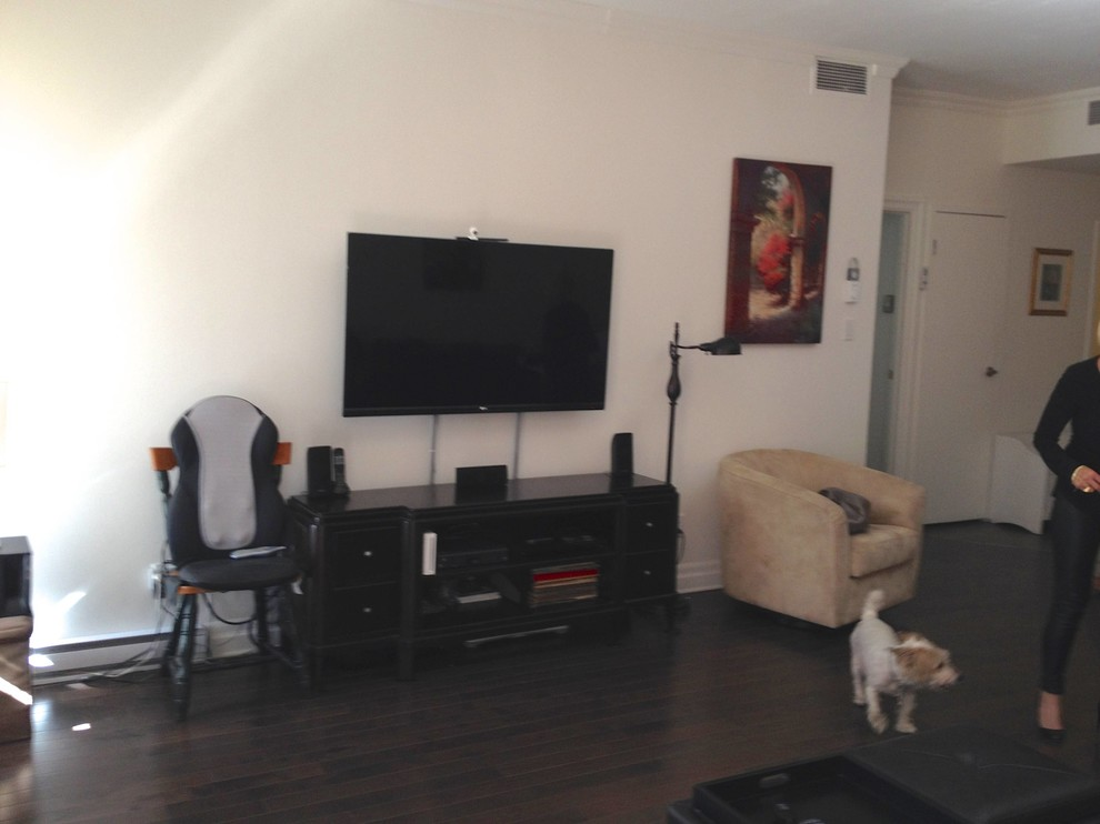 Home Staging - Downtown Montreal Condo