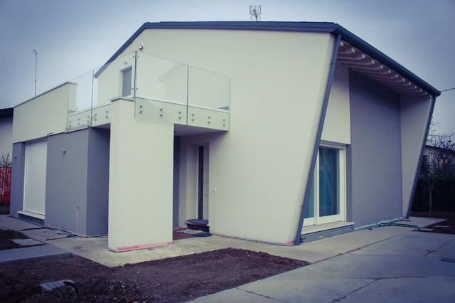 Nuova abitazione unifamiliare