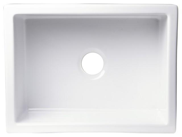 alfi brand abum x undermount fireclay kitchen sink, Home decor
