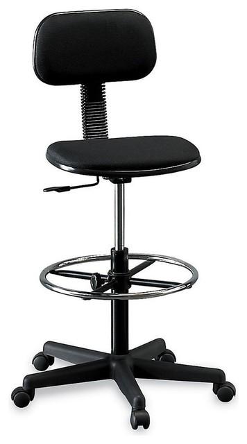 Astonishing Urban Designs Economical Seating Stool 22 32 Seat Height Black Theyellowbook Wood Chair Design Ideas Theyellowbookinfo