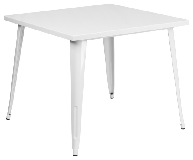 Wimbolt Square Indoor/outdoor Table, White