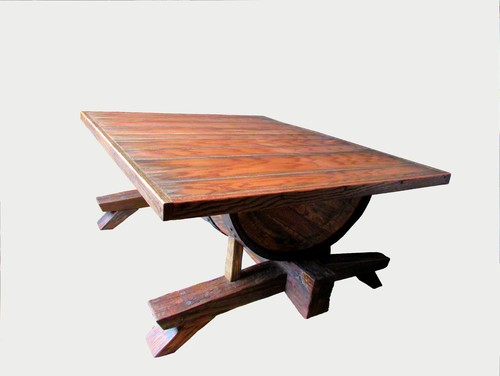 Coffee Table Base Glass Top Or Solid Wood Base