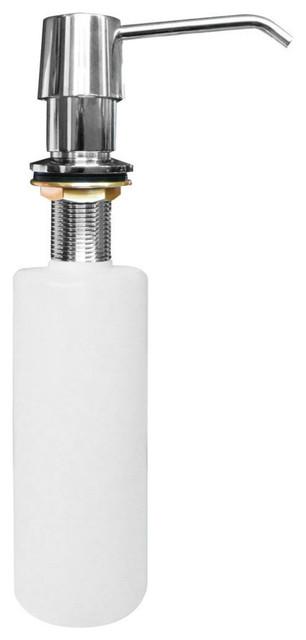 Vigo chrome finish kitchen soap dispenser modern kitchen sink accessories by vigo industries - Vigo sink accessories ...