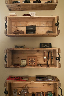 My Houzz Eclectic Repurposing Fits First Time Homeowners