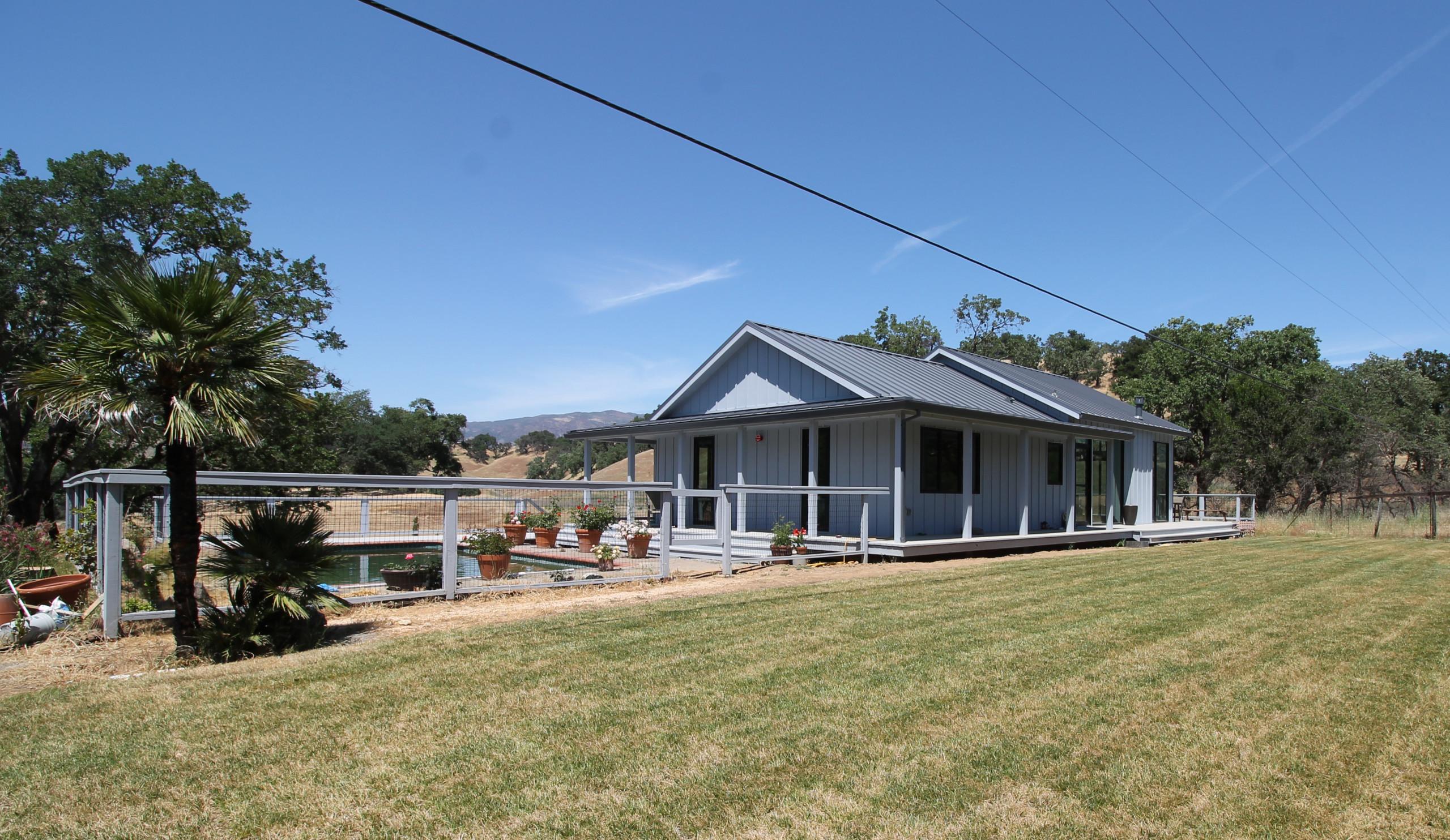 Briggs Ranch Road