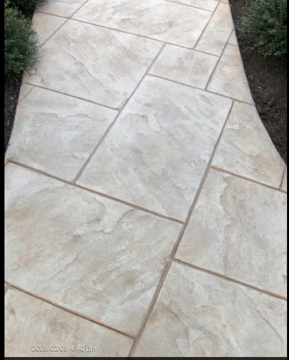 Driveway and Walkway Project