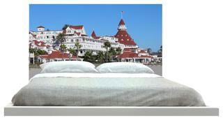 """""""Hotel Del Coronado"""" Headboard"""