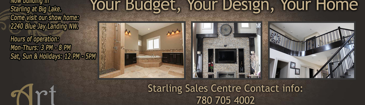 Art Custom Homes - Edmonton, AB, CA T6E 6N2