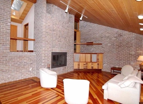 Please advise! Should I paint some of my interior brick walls?