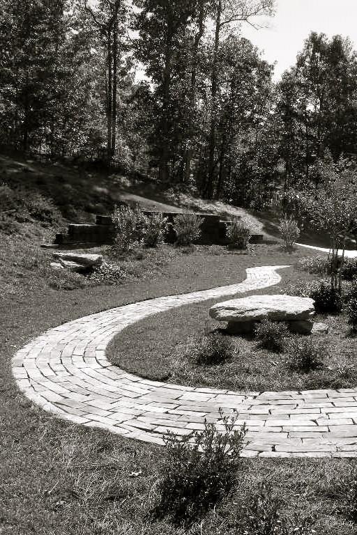 Incredible walkway