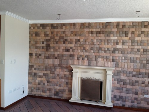 Paint color with brick wall