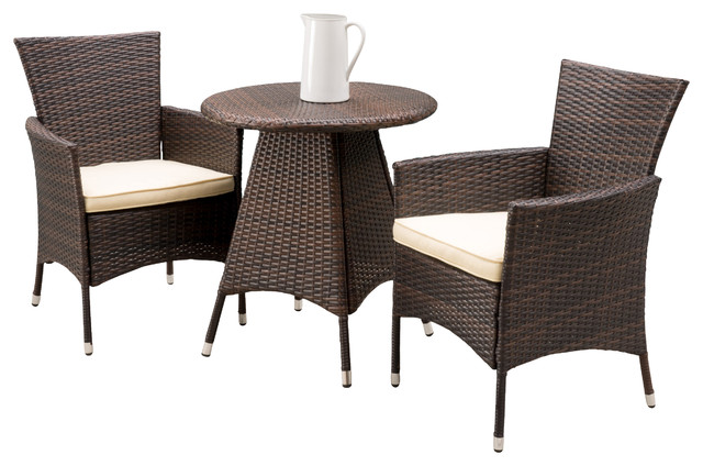 Luxury Contemporary Outdoor Pub And Bistro Sets by GDFStudio