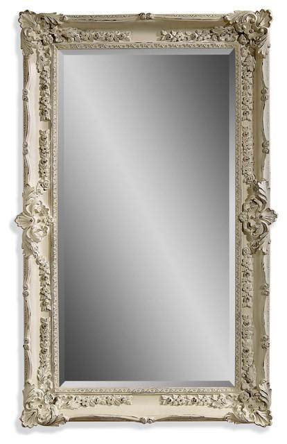 iris wall mirror