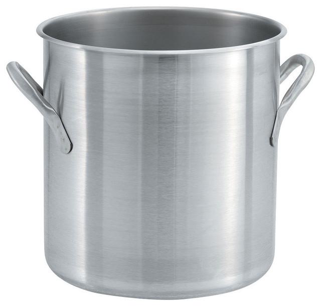 Vollrath 78620 Classic 24 Quart Stainless Steel Stock Pot.