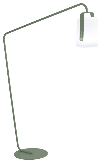 Balad Large Offset Stand Cactus Transitional Outdoor Floor Lamps By Fermob