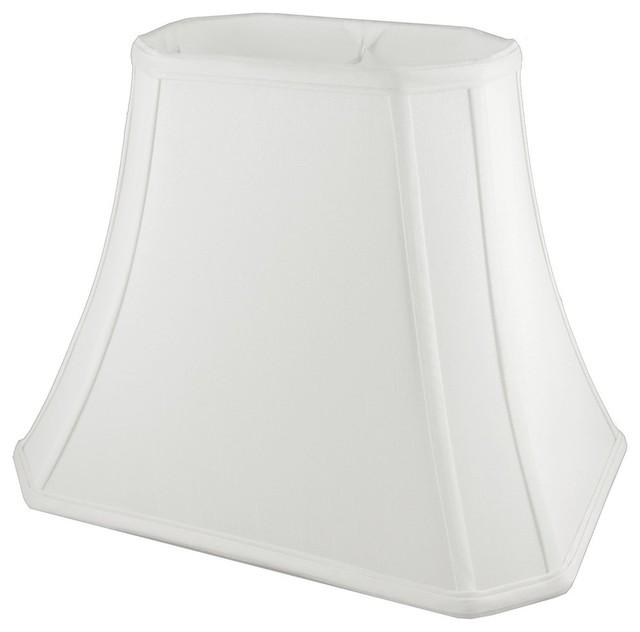 rectangle lamp shades australia large shade uk cut corner bell shaped white lampshade rectangular for table lamps