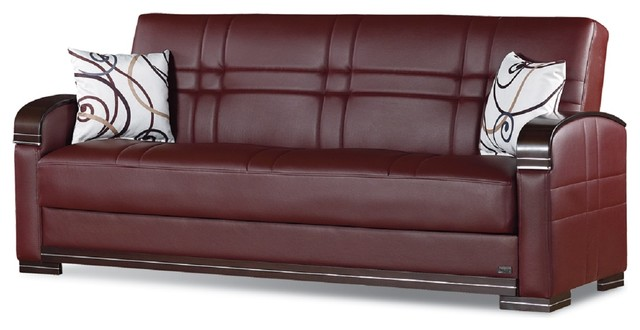 Awesome Empire Furniture Usa Manhattan Modern Living Room Folding Sofa Bed Burgundy Ocoug Best Dining Table And Chair Ideas Images Ocougorg
