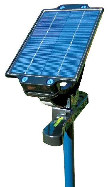 Ez Solar Panel Power Supply And Mounting Hardware.