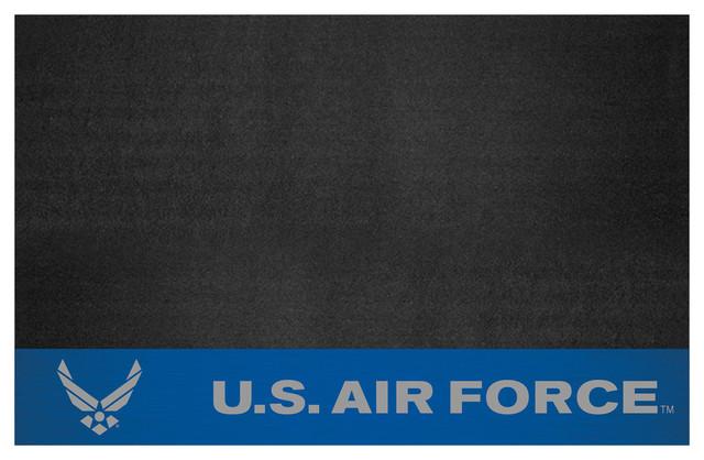 "Air Force Grill Mat 26""x42""."