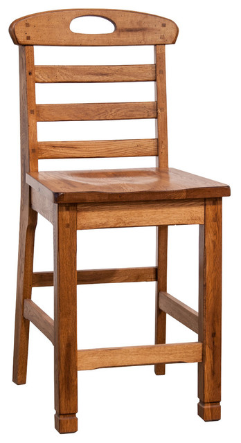 Sunny Designs Sedona Ladder Back Bar Stool Stools And Counter By The Mine