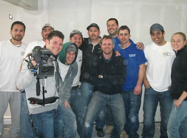 NBC Show Basement Remodel - Lindenhurst, NY