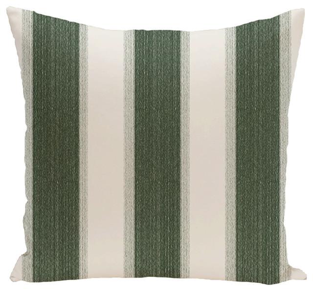 28 x28 striate stripe stripe print floor pillow