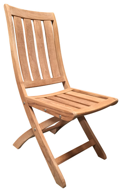 Country Folding Chair.