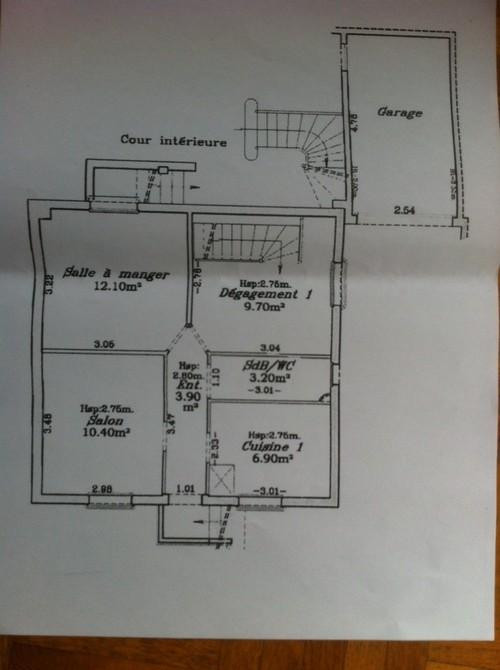 r novation int grale maison ann e 30 des avis. Black Bedroom Furniture Sets. Home Design Ideas