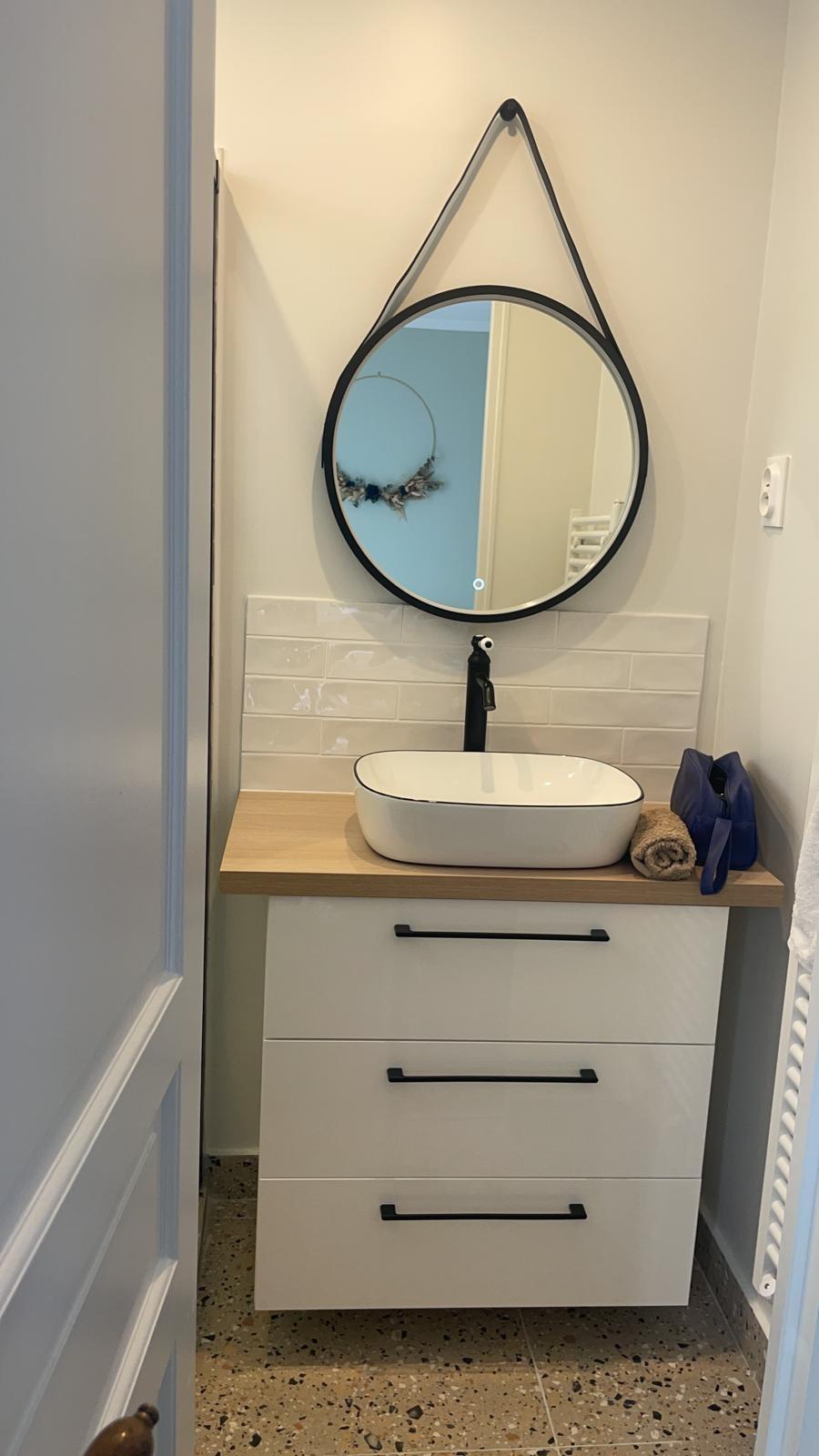 Rénovation d'une salle d'eau