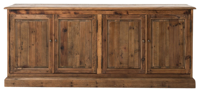 hughes kelly large sideboard rustic buffets and sideboards by rh houzz com