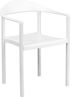 Hercules Series 1000 Lb. Capacity Plastic Stack Chair - Contemporary - Outdoor Dining Chairs ...