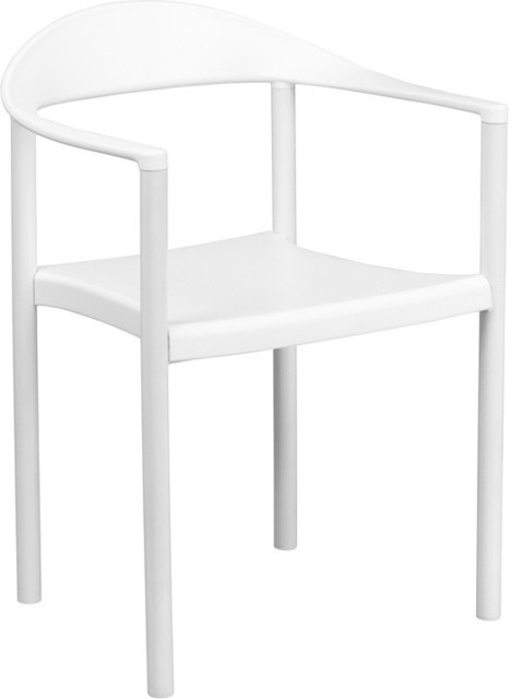 Hercules Series 1000 Lb Capacity Plastic Stack Chair Contemporary Outdoo