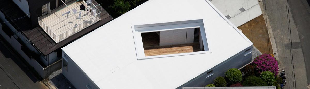 山本卓郎建築設計事務所 TAKURO YAMAMOTO ARCHITECTS   新宿区, 東京都, JP 169 0075