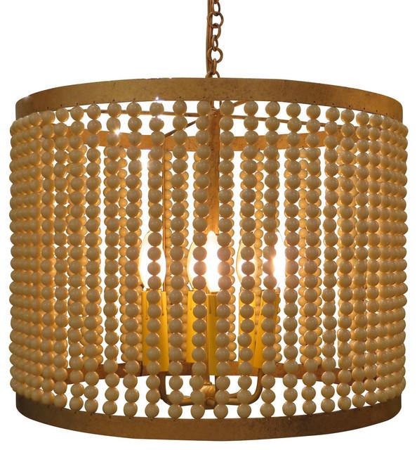 20 iron cream beaded drum pendant chandelier romantic pearl 6 20 iron cream beaded drum pendant chandelier romantic pearl 6 light antique aloadofball Gallery