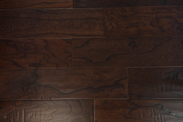 Pompano Engineered Hardwood, Espresso.