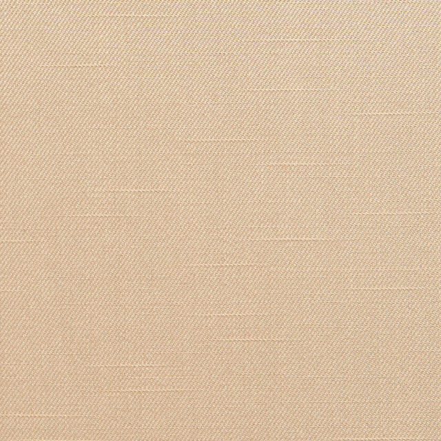 Beige Woven Solid Color Upholstery Fabric By The Yard