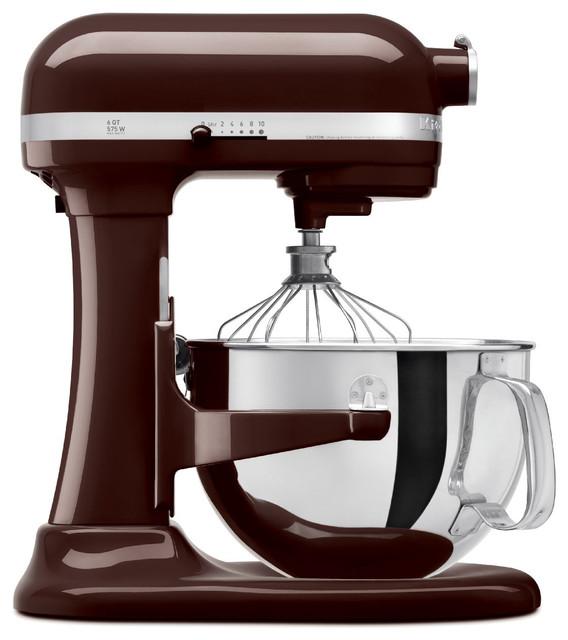KitchenAid KP26M1XES Professional 600 Espresso Bowl Lift Stand Mixer, 6 qt