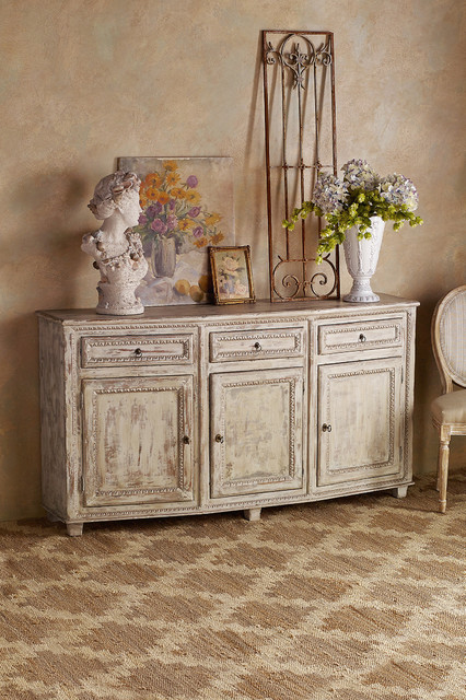 St Tropez Sideboard Shabby Chic Style Buffets And Sideboards