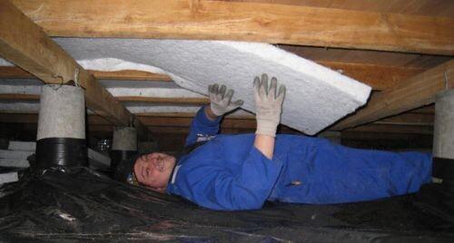 Will Underfloor Insulation Stop Mould