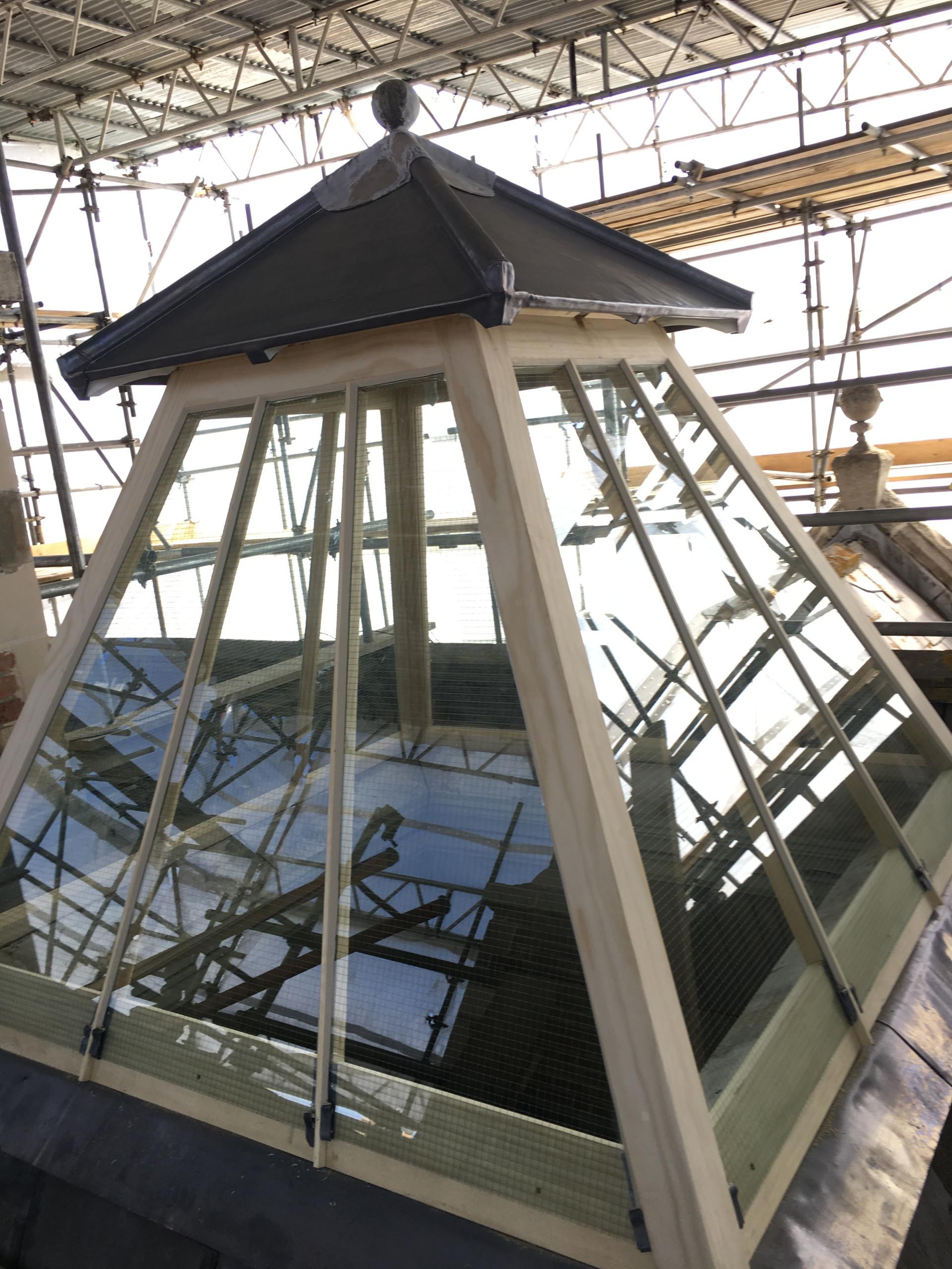 Accoya Roof Lantern