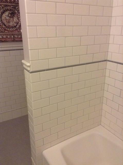 Subway Tile For Kohler Villager