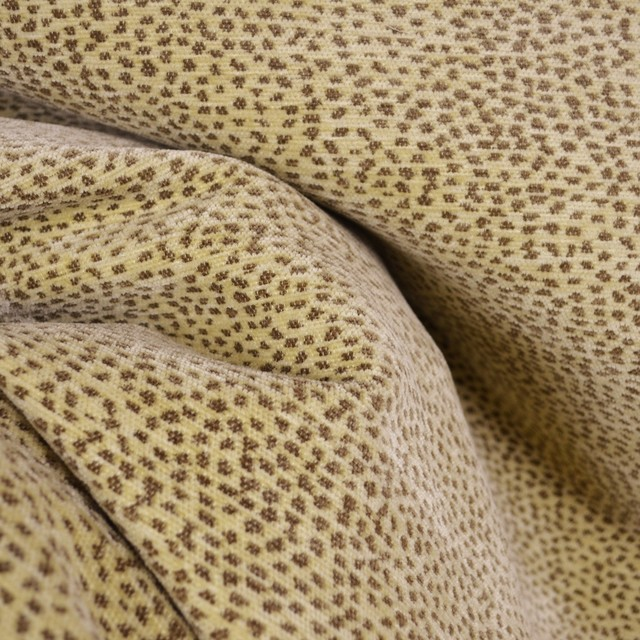 Siamese 1010 Nude Fawn Chenille Animal Print Reversible Fabric -  Traditional - Drapery Fabric - by The Fabric Co ba9f89d47
