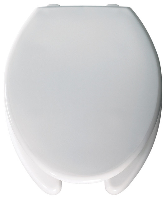 Wondrous Bemis 3L2150T Medic Aid Elongated Plastic Open Front Toilet Seat With Sta Tite Gmtry Best Dining Table And Chair Ideas Images Gmtryco