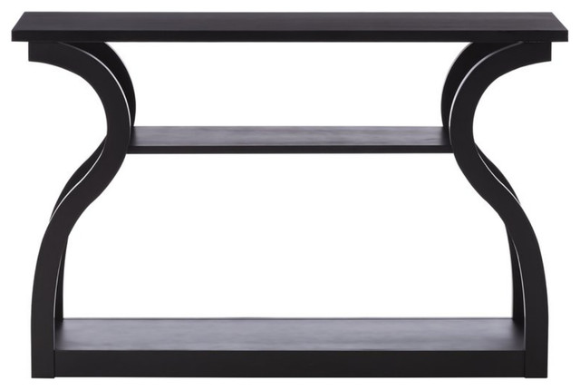 Black Accent Console Table.